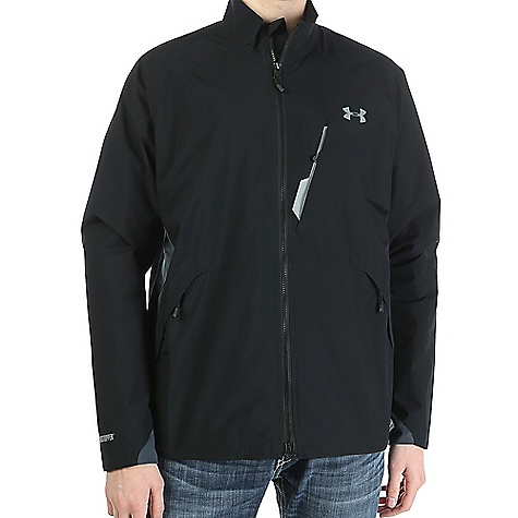 Under Armour Men's ColdGear Infrared Windstopper Shadow Jacket Black / Steel