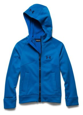 Under Armour Youth Extreme ColdGear Hooded Jacket