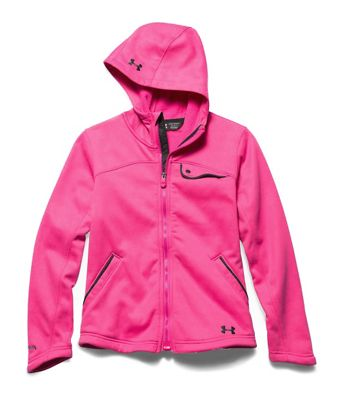 Under Armour Girl's Extreme ColdGear Hooded Jacket