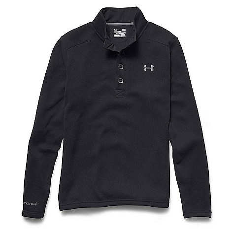 Under Armour Men's Specialist Storm Sweater Black / Steel