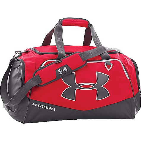 Under Armour Undeniable MD II Duffel Bag Red / Graphite / White