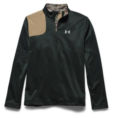 Under Armour Men's Borderland 1/4 Zip Top