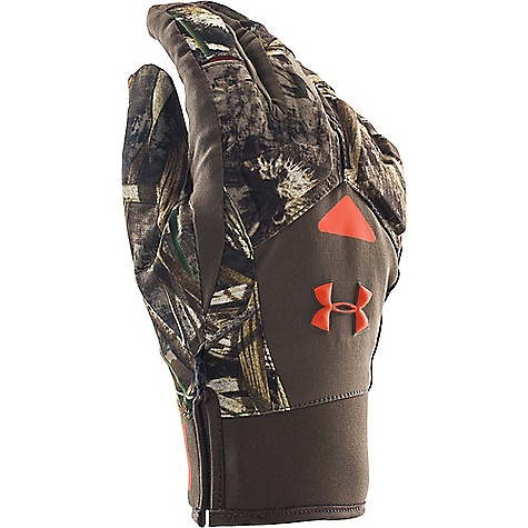 Under Armour Men's Coldgear Infrared Scent Control 2.0 Primer Glo Realtree Max 5 / Dynamite
