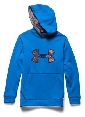 Under Armour Youth Strom Caliber Hoody