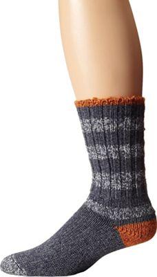 Woolrich Full Stripe Ragg Merino Crew Socks
