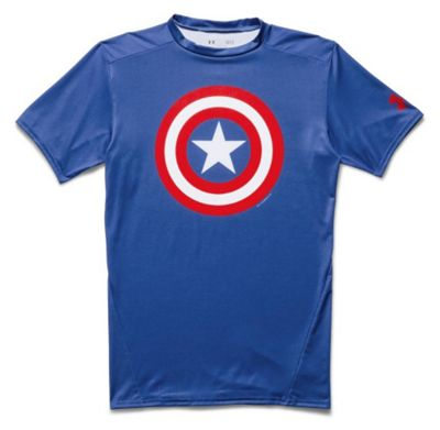Under Armour Men's Alter Ego Compression SS Shirt