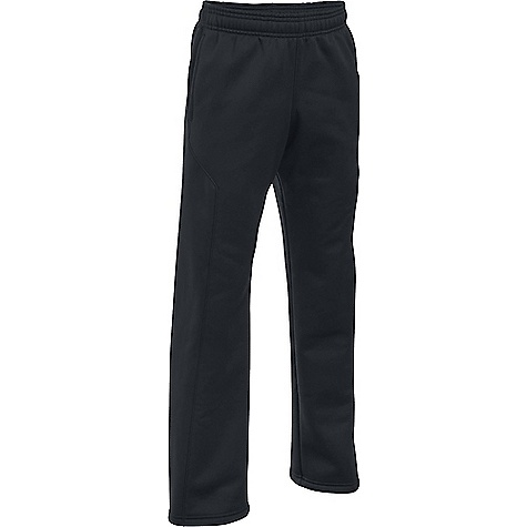Under Armour Boys' Armour Fleece Storm Big Logo Pant 3288462