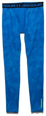 Under Armour Men's ColdGear Armour Printed Compression Legging