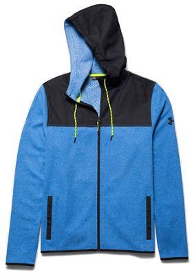 Under Armour Men's ColdGear Infrared Survival Fleece Full Zip Hoody