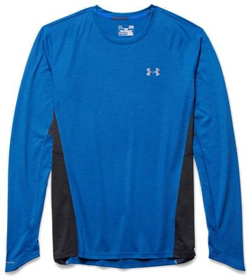 Under Armour Charged Wool Run LS Tee