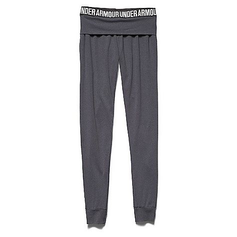 Under Armour Women's Downtown Knit Jogger Pant Phantom Gray / Metallic Pewter