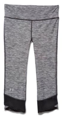 Under Armour Women's Fly By Textured Capri