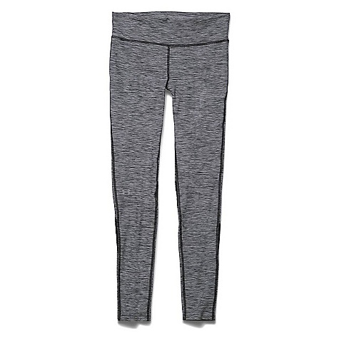 Under Armour Women's Fly By Textured Legging Black / Reflective
