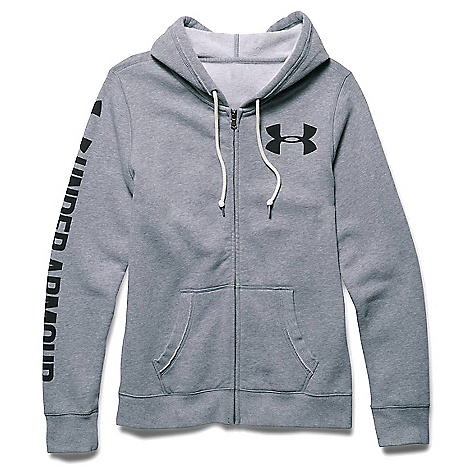 Under Armour Women's Favorite Fleece Full Zip Hoody 1260115