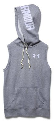 Under Armour Women's Favorite Fleece Hoody Vest