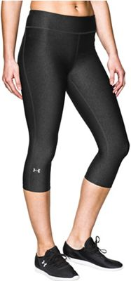 Under Armour Women's HeatGear Armour Compression 17 Inch Capri