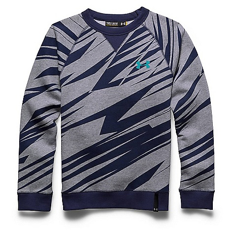 Under Armour Boys' Rival Cotton Crew Top 2771220