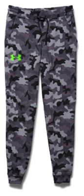 Under Armour Men's Rival Cotton Novelty Jogger Pant