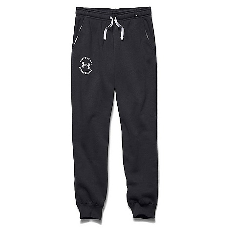 Under Armour Boys'' Rival Cotton Cuffed Pant 1259714