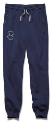 Under Armour Boys' Rival Cotton Cuffed Pant