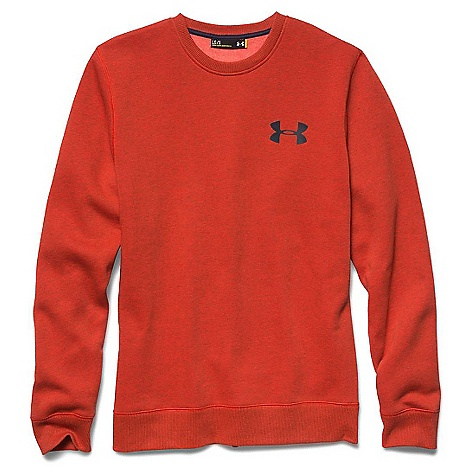 Under Armour Men's Rival Cotton Novelty Crew Top 2767355