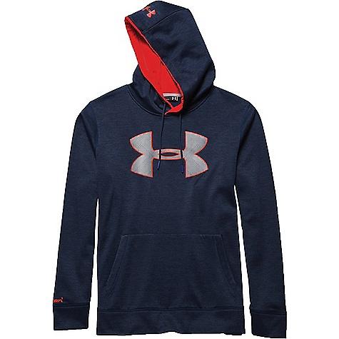 Under Armour Men's Storm Armour Fleece Big Logo Twist Hoody 1259778