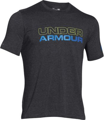 Under Armour Men's Stacked Wordmark Tee