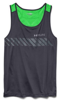 Under Armour Men's ArmourVent Apollo Singlet