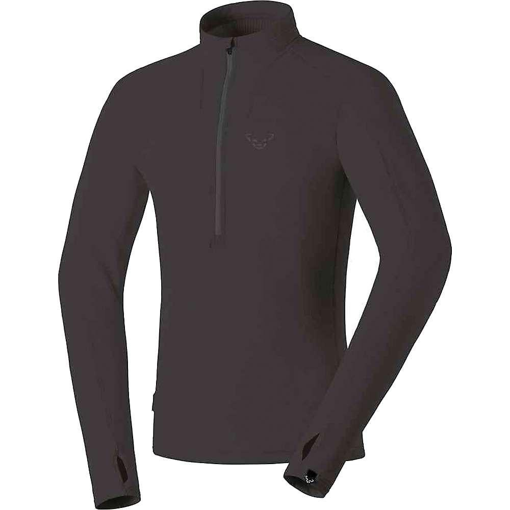 Dynafit Men's Gallium 1/2 Zip Pullover - XL - Asphalt