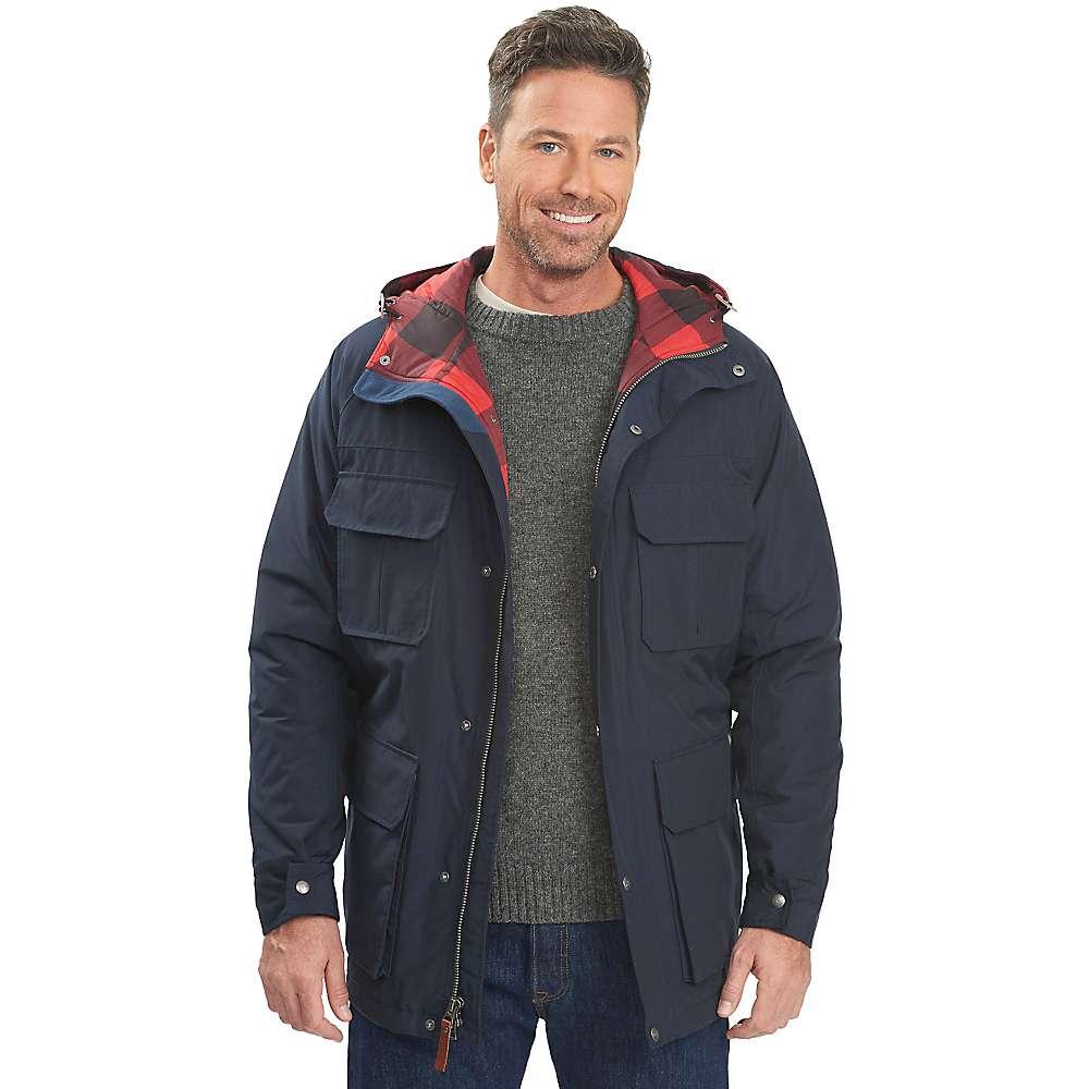 Woolrich Men S Advisory Wool Insulated Mountain Parka