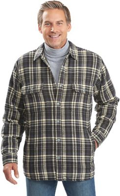 Woolrich Men's Oxbow Bend Lined Shirt Jac Jacket