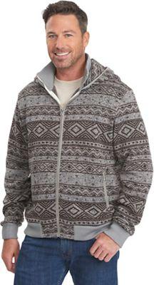 Woolrich Men's Snow Depth Fleece Full Zip Sweater