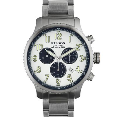 Filson Mackinaw Chrono Watch