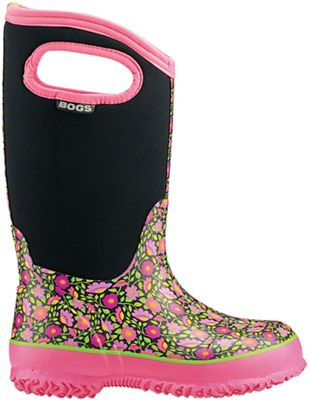 Bogs Kids' Classic Sweet Pea Boot