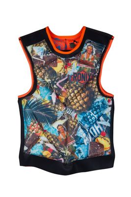 Ronix Bill Reversible Wakeboard Vest - Men's
