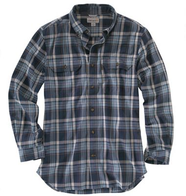 Carhartt Men's Fort Plaid LS Shirt