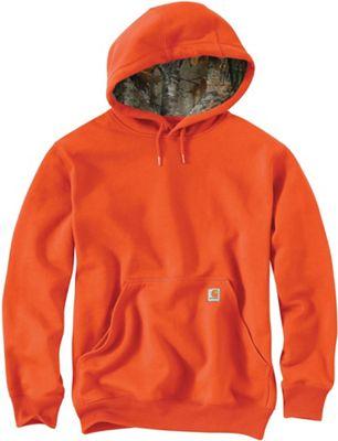 Carhartt Men's Houghton Midweight Camo Hood Lined Sweatshirt