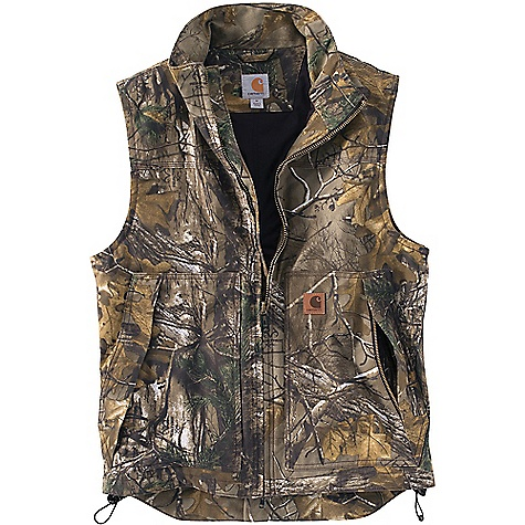Carhartt Men's Quick Duck Camo Vest 2791203