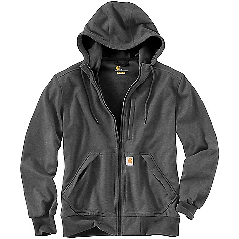 Carhartt Men's Wind Fighter Sweatshirt Carbon Heather