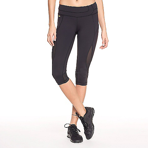 Lole Women's Run Capri Black
