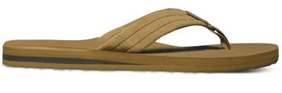 Quiksilver Carver Suede Sandals - Men's