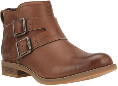 Timberland Women's Savin Hill Double Buckle Ankle Shoe