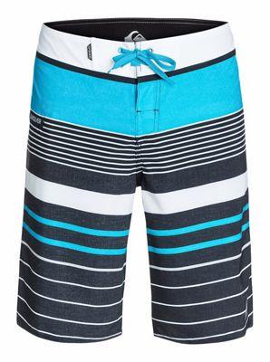 Quiksilver YG Stripe 21 Boardshorts - Men's