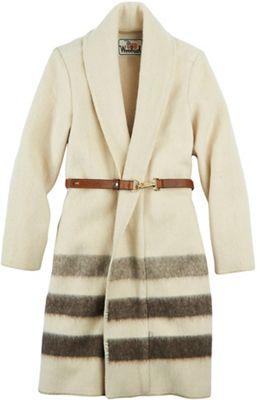 Woolrich Women's Doubleweave Blanket Coat