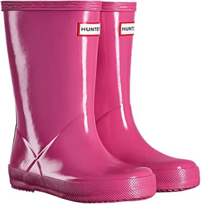 Hunter Kids' First Classic Gloss Boot