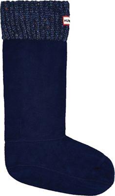 Hunter Women's Granite Fleck Boot Sock