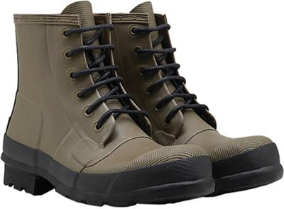 Hunter Men's Original Rubber Lace Up Boot