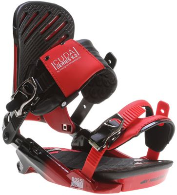 Rossignol Cuda Snowboard Bindings - Men's