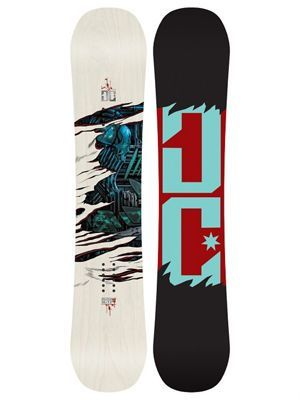 DC Media Blitz Snowboard - Men's
