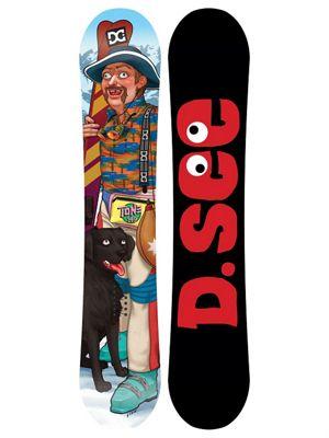 DC Tone Snowboard - Men's